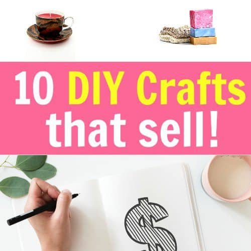 10 Easy Diy Crafts To Sell Or Give As Gifts This Work From Home Life