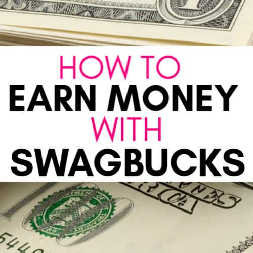 10 Ways To Earn Money With Swagbucks - This Work From Home Life